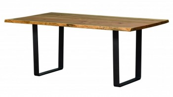 U Base Dining Table