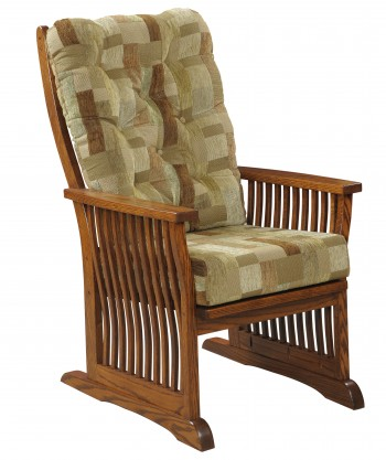 Deluxe Mission Chair