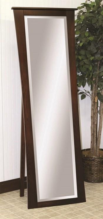 Trenton Shaker Leaner Mirror
