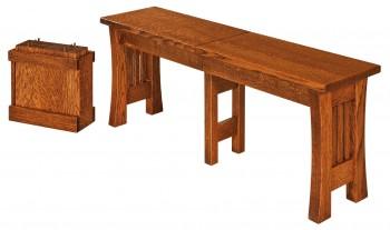 Arts & Crafts Extenda Bench