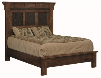Sylvan Retreat Panel Bed