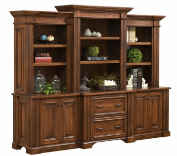 Washington Bookcase Unit