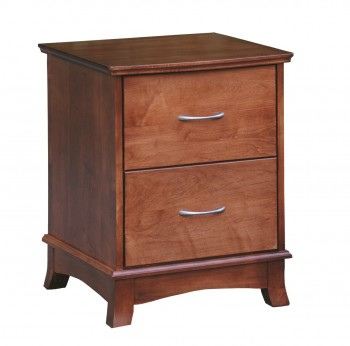 Crescent Small Nightstand