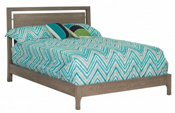 South Beach Panel Bed