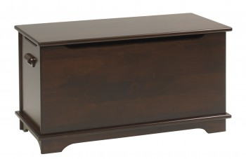 Shaker Plain Front Toy Box
