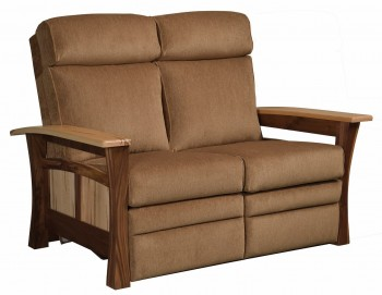 Shaker Gateway Reclining Loveseat