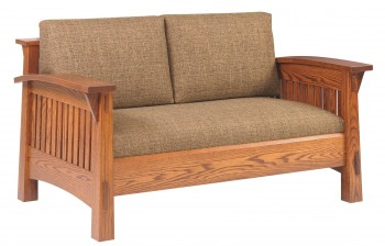 Country Mission Loveseat