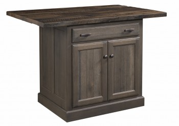 Jefferson City Traditional Island Cabinet