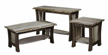 Legacy Live Edge Occasional Tables