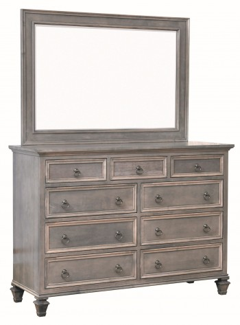 Savannah Tall Dresser
