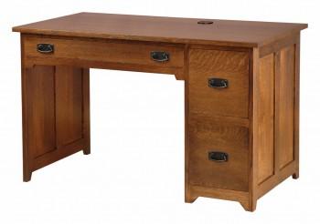 Allison Single Pedestal Desk
