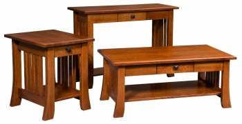 Palm Mission Occasional Tables