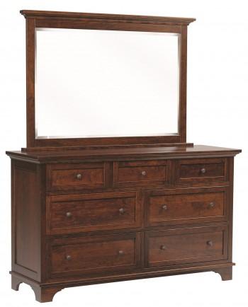 Arlington Dresser w/Flipout