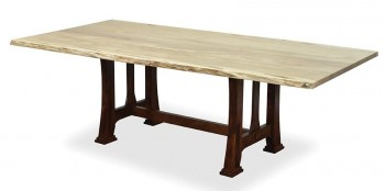 Custer Live Edge Table