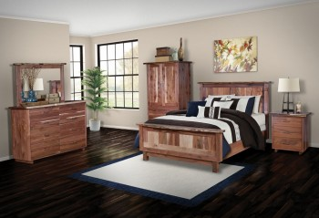 Live Edge Bedroom Collection