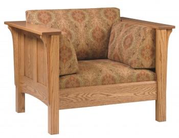 Shaker Highback Chair