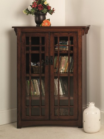 Old Mission Bookcase