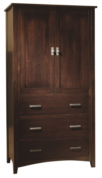Riverview Mission Armoire