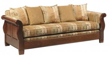 Sleigh Sofa