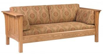Shaker Highback Sofa