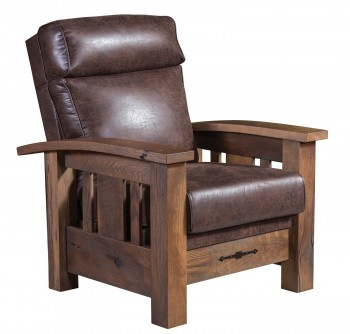 Tiverton Chair & Ottoman
