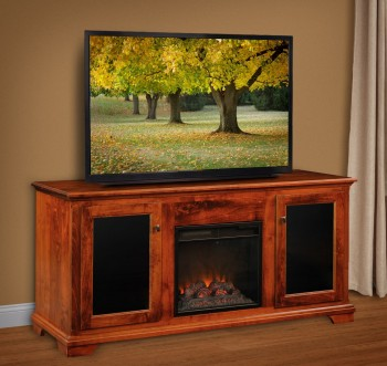 Andersonville Fireplace Entertainment Center