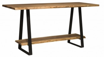Stirrup Base Bar Table