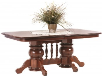Queen Victoria Double Pedestal Table