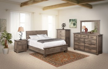 Monarch Bedroom Collection