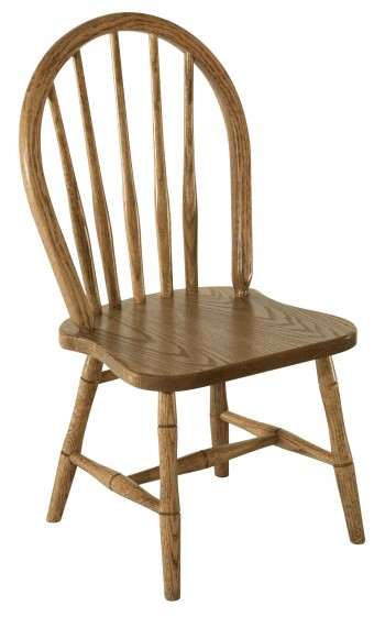 Child's Spindle Bow Chair