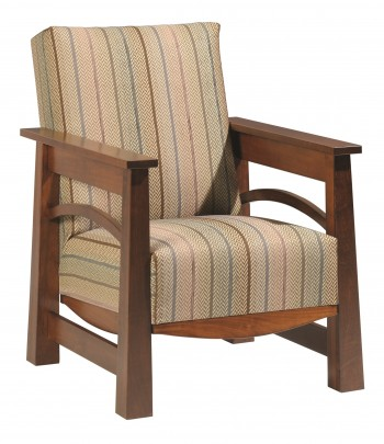 Madison Chair & Ottoman