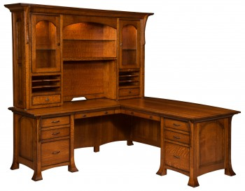 Breckenridge L Desk