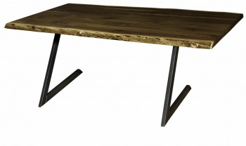 Z Base Dining Table