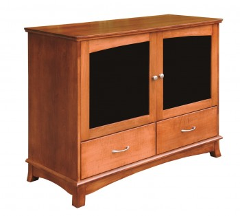Crescent TV Stand