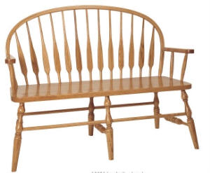 Low Feather Bench