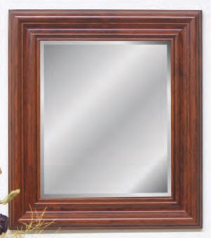 Rectangular Molding Wall Mirror