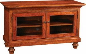 Oceanside Flat Wall TV Stand
