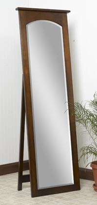 Classic Shaker Leaner Mirror