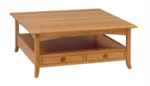 Shaker Hill Square Coffee Table