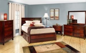 Zenith Bedroom Collection