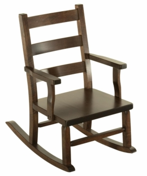 Child's Ladderback Rocker