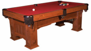 Landmark Mission Game Table