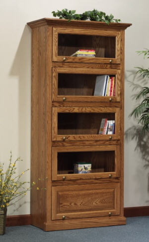 Highland Barrister Bookcase