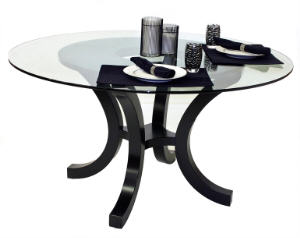 Richmond Glass Top Table