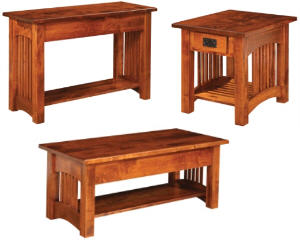 Classic Mission Occasional Tables