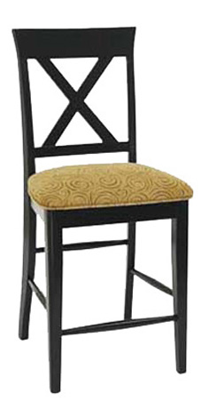 X-Back Bar-Chair