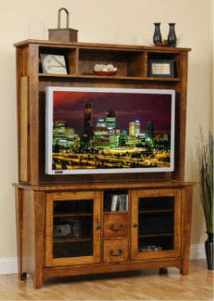 Urban Shaker Entertainment Center
