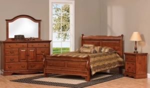 Merlot Bedroom Collection