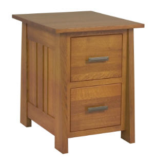 Freemont Mission File Cabinet