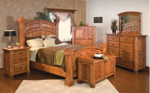 Manor House Bedroom Collection